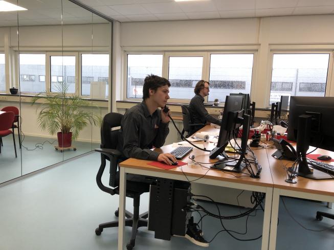 KBA Automatisering omarmt het nieuwe werken