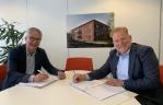 MeerWonen en Bébouw Midreth tekenen voor de realisatie van 20 duurzame appartementen in Roelofarendsveen