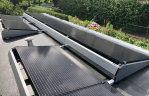 Forse energielastenverlaging door zonnepanelen van ST/Warmte