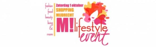 M! Shopping Mijdrecht organiseert Lifestyle Event